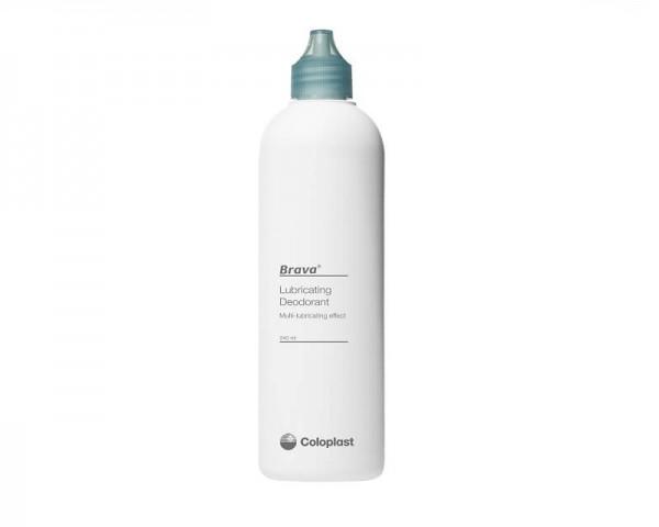 Brava® Coloplast Geruchsneutralisierendes Gleitgel für Stoma, 240 ml