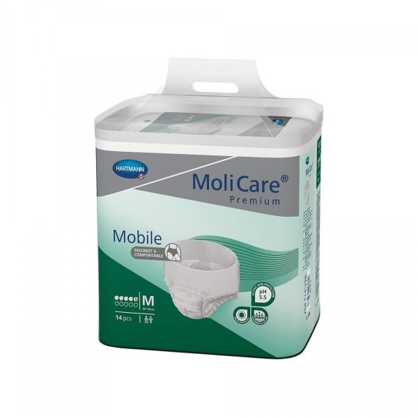 MoliCare Premium Mobile, 5 Tropfen, Hartmann Inkontinenzhosen für Frauen und Männer