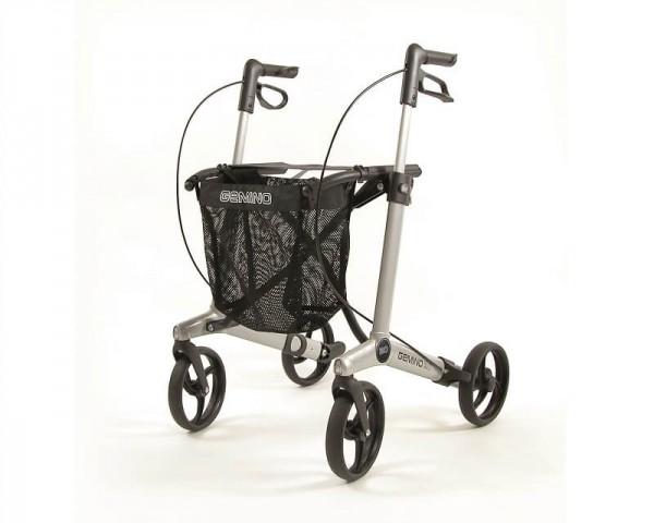 Leichtgewicht Rollator Sunrise Medical Gemino 20, faltbar, bis 150 kg belastbar