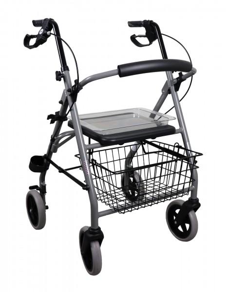 Rollator Leichtgewicht Drive Medical Gigo 2G, bis 120 kg belastbar