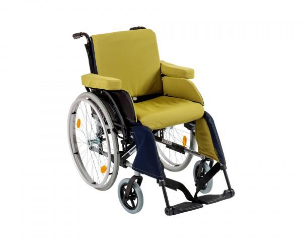 Saljol Rollstuhlpolster EXTRA, Rollstuhlbezug