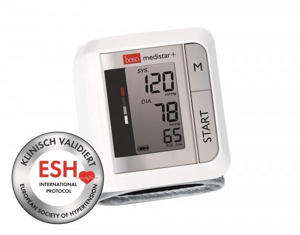 Handgelenk-Blutdruckmessgerät boso Medistar Plus