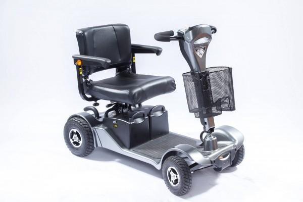 Miniscooter Sterling Sapphire 2, 6 km/h, Reisescooter, Elektromobil zerlegbar