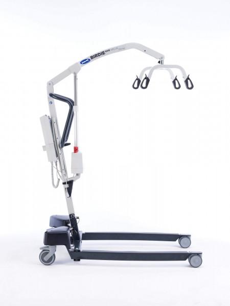 Invacare Birdie EVO XPLUS, mobiler Akku Schwergewicht-Patientenlifter, elektrisch bis 210 kg