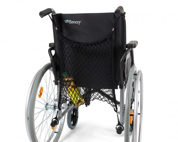 Rollstuhlnetz / Einkaufsnetz