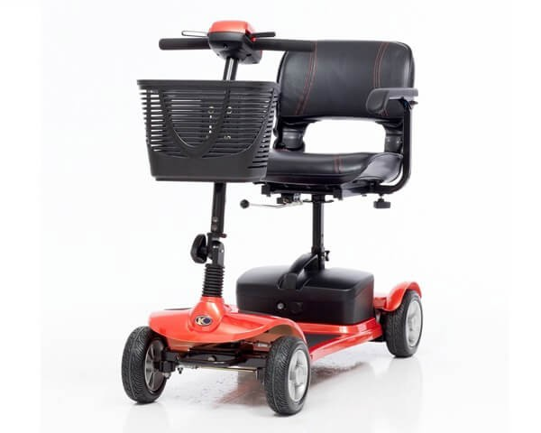 Mini-Elektromobil Kymco Fünen 6 km/h, Reisescooter zerlegbar