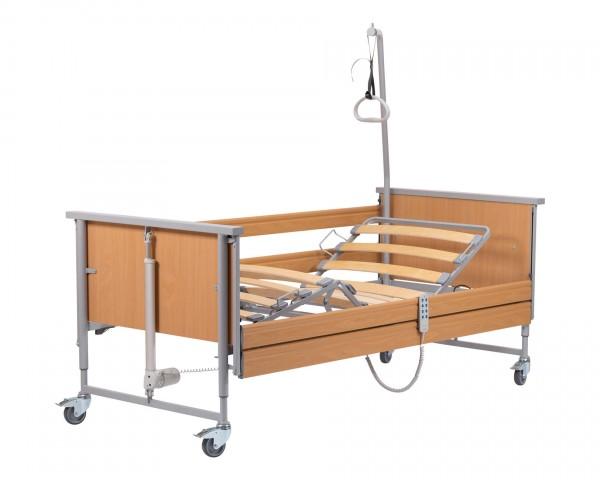 Pflegebett Hermann Bock Domiflex 2, elektrisch, bis 155 kg belastbar