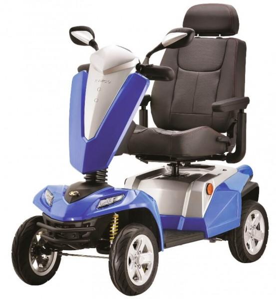 Elektromobil Kymco Maxer, 20 km/h, bis zu 50 km Reichweite, 200 kg Belastbarkeit