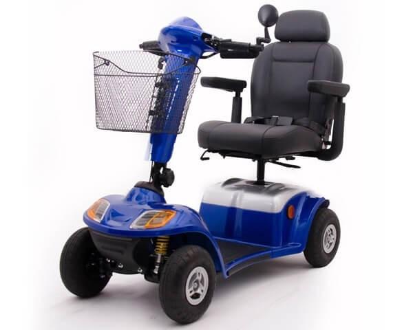 Elektromobil Kymco Healthcare Super HMV 6 km/h, 30 km Reichweite