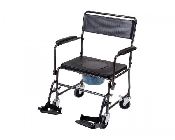 Toilettenrollstuhl Drive Medical TRS 200 XXL, bis 200 kg belastbar