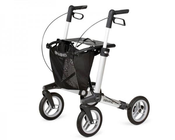 Outdoor Rollator Sunrise Medical Gemino 30 Comfort, faltbar, bis 150 kg belastbar