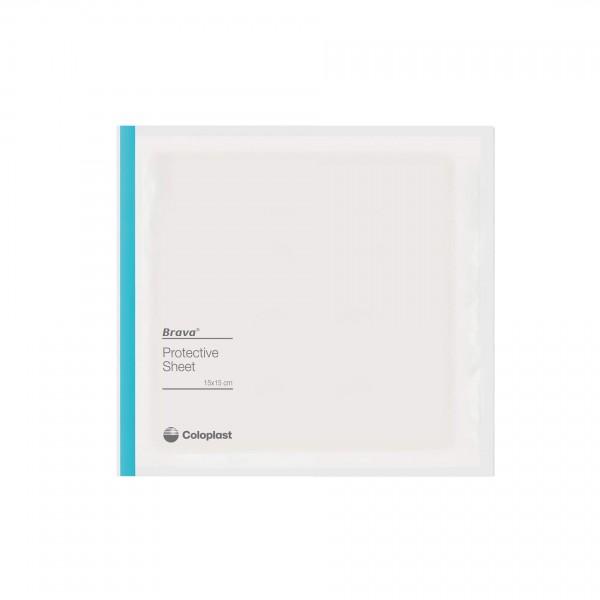 Brava® Hautschutzplatte Coloplast für die Stomaversorgung, 5 Stück