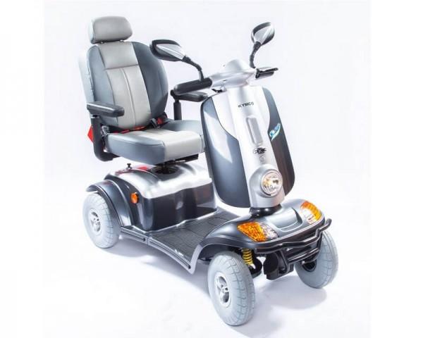 Schwerlast-Elektromobil Kymco Maxi 220 6 km/h, 50 km Reichweite, 220 kg Belastbarkeit
