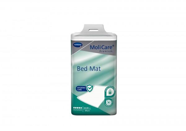 MoliCare Premium Bed Mat Unterlage, 5 Tropfen, Hartmann Inkontinenzunterlagen