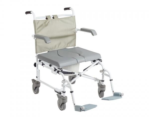 Duschrollstuhl Drive Medical DuoMotion XL