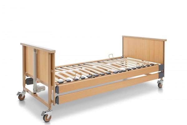 Pflegebett Dali low Burmeier, 90x200, elektrisch, bis 185 kg belastbar