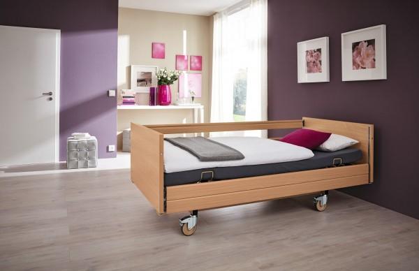 Pflegebett Westfalia IV Burmeier, 90x200, elektrisch, bis 185 kg belastbar