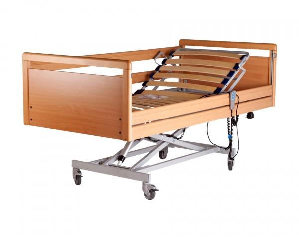 Pflegebett Hermann Bock Livorno niedrig, elektrisch, bis 165 kg