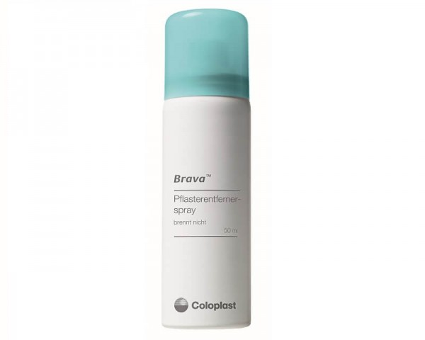 Brava® Coloplast Pflasterentferner-Spray für Stoma, 50 ml