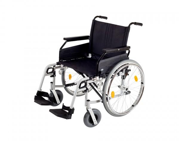 Schwerlast-Rollstuhl Drive Medical Rotec XL, faltbar, bis 190 kg belastbar
