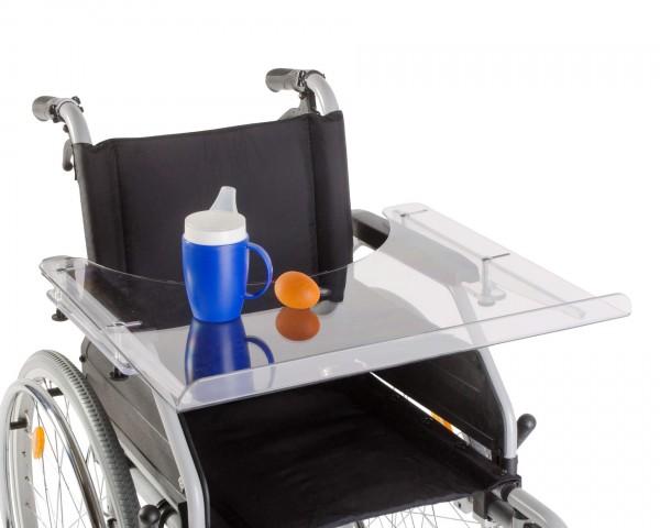 Therapietisch Standard für Rollstuhl, Rollstuhltisch