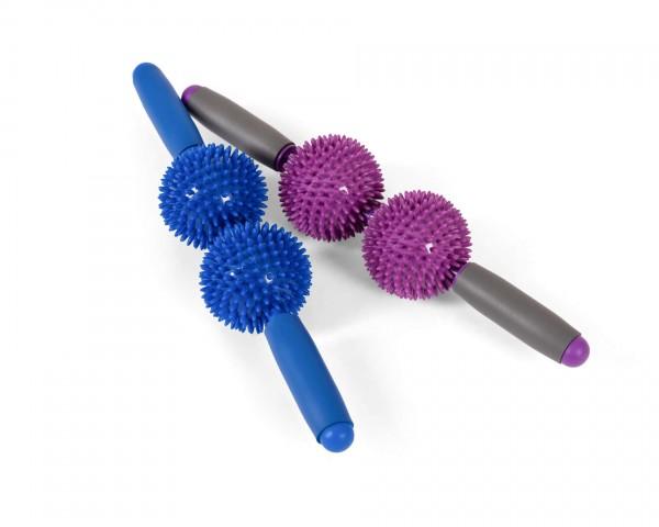 SISSEL® Spiky Twin Roller, Massageroller, Massagegerät
