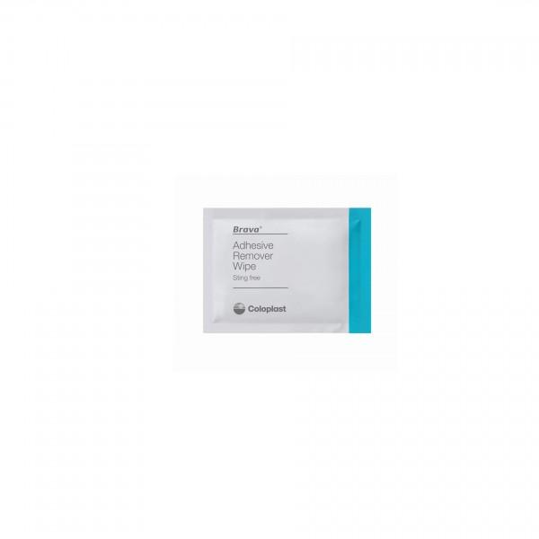 Brava® Pflasterentferner Tücher Coloplast für die Stomaversorgung, 30 Stück