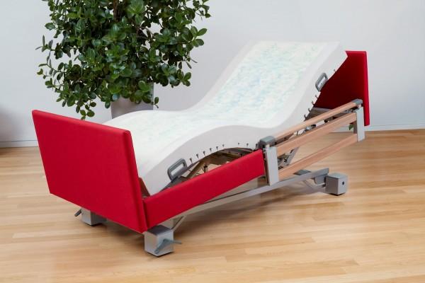 Pflegebett-Matratze Sky-fit Burmeier, 90x200, PU-Bezug