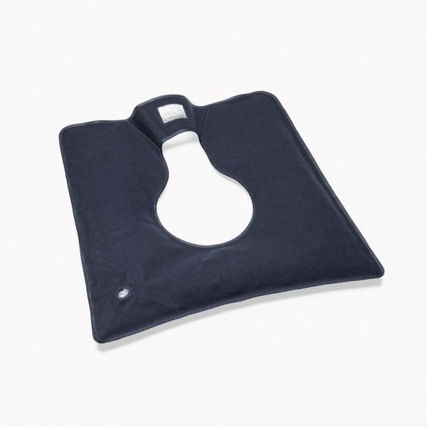 BORT Codyn Sitzkissen, Ringkissen mit Aussparung im Steißbeinbereich