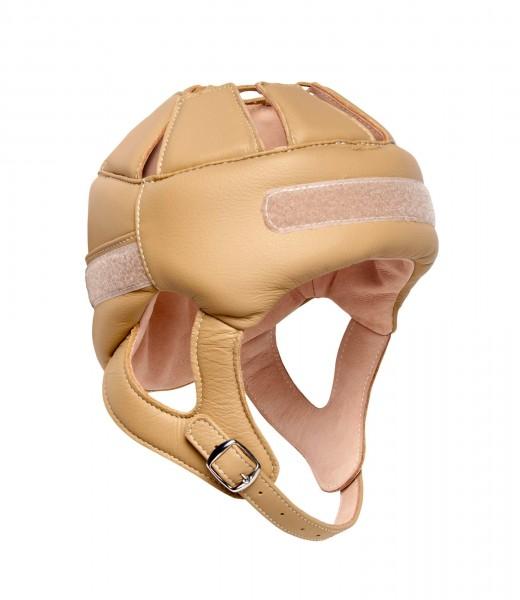 Kopfschutzhelm Starlight Secure Leder ATO FORM, Kopfschutz
