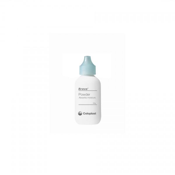 Brava® Puder Coloplast für die Stomaversorgung, feuchtigkeitsabsorbierend, 2 g