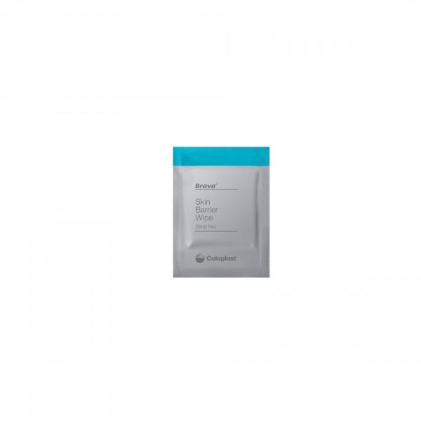 Brava® Hautschutz Tücher Coloplast für die Stomaversorgung, 30 Stück
