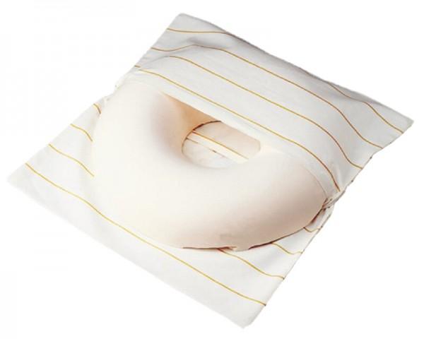 Dunlopillo Ringkissen Russka, Latex-Schaumkissen zur Druckentlastung, 43 cm