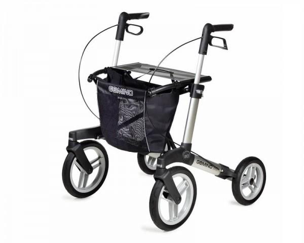 Outdoor Rollator Sunrise Medical Gemino 60, faltbar, bis 150 kg belastbar