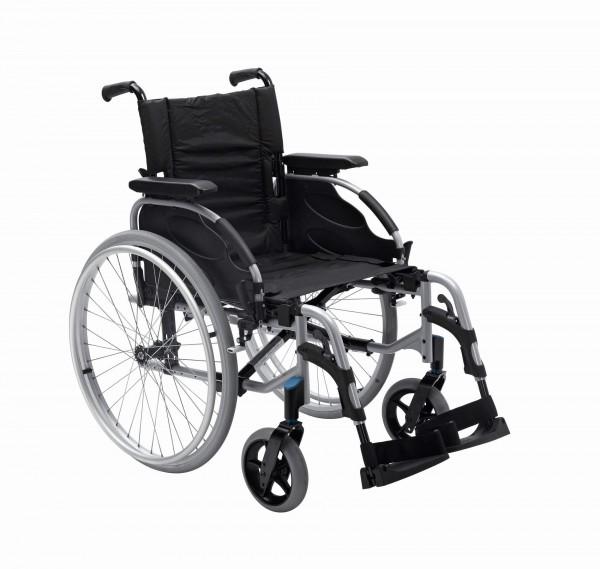 Leichtgewicht Rollstuhl Action 2 NG Invacare, Faltrollstuhl bis 125 kg
