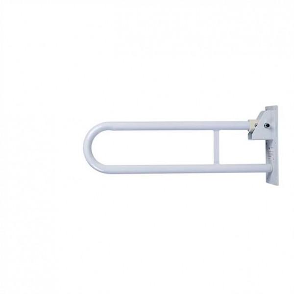 Stützklappgriff Devon Aquasafe, weiß, 55 cm, RohrØ25mm, bis 90 kg belastbar