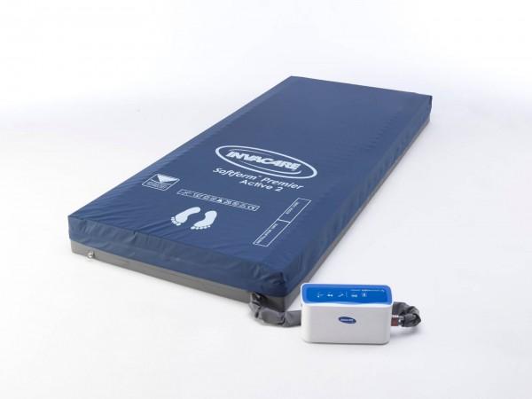 Invacare Softform Active 2 Rx Hybrid-System 90x200, Anti-Dekubitus Wechseldruckmatratze, bis 247 kg