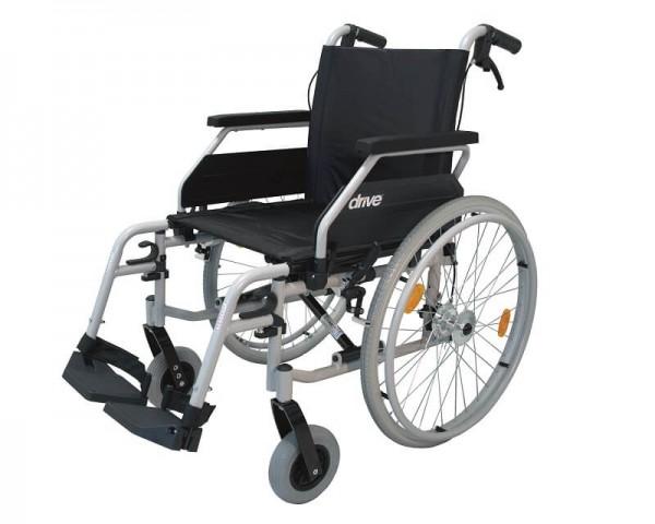 Standardrollstuhl Drive Medical Ecotec 2G, faltbar, bis 130 kg belastbar