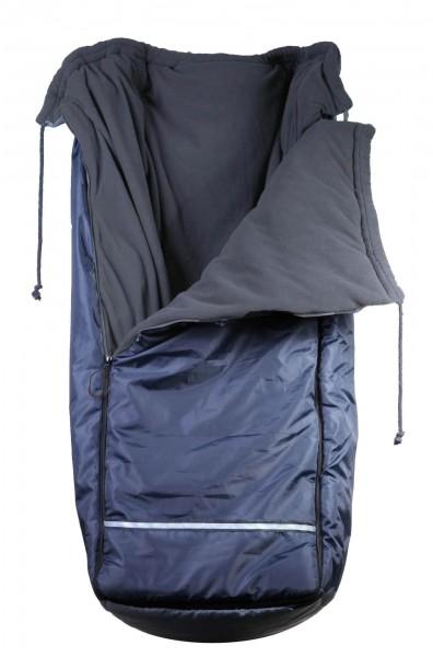 Rolko Thermo Schlupfsack für Rollstühle, Rollstuhlschlupfsack mit Polar-Fleece