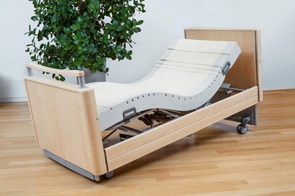Pflegebett-Matratze Comfort-fit Burmeier, 90x200, PU-Bezug