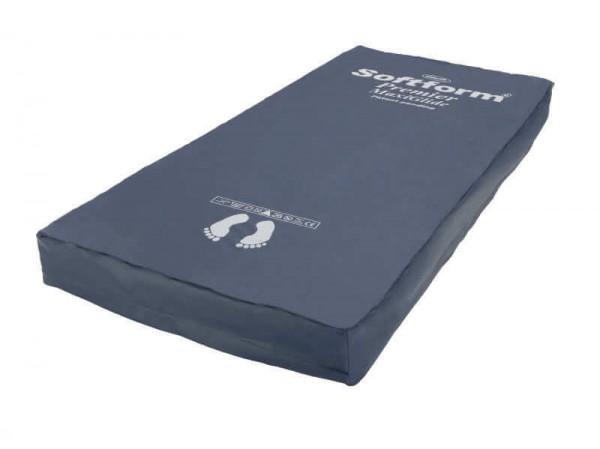 Invacare Softform Premier MaxiGlide mit Gleitsystem, Anti-Dekubitus-Matratze bis Grad 3, bis 247 kg