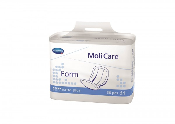 MoliCare Form extra plus, 6 Tropfen, Hartmann Inkontinenzvorlagen für Frauen und Männer