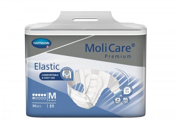 MoliCare Premium Elastic Slip, 6 Tropfen, Hartmann Inkontinenzslips für Frauen und Männer