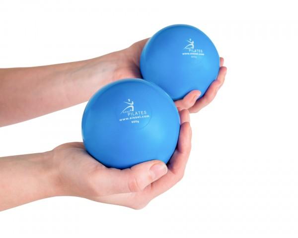 SISSEL® Pilates Toning Balls, Gewichtsbälle, Pilatesbälle